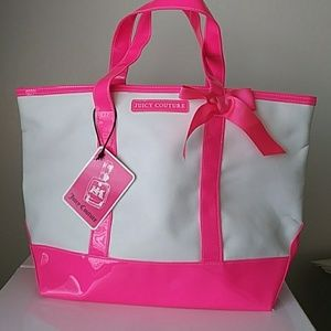 Juicy Couture Tote Handbag. Brand NEW!